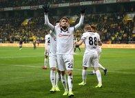 Ankaragücü Beşiktaş maçında kareler
