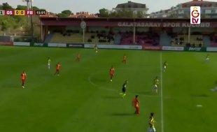 Galatasaray, Fenerbahçe'yi 2-0 mağlup etti | GOLLER