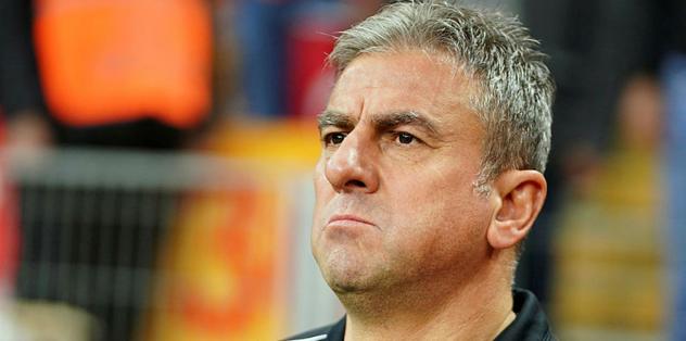 Hamza Hamzaoğlu'ndan Galatasaray itirafı! Ayrılmak zorunda kaldık