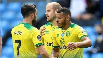 Norwich City Premier Lig'e yükseldi