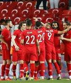 Türkiye 2-1 Yunanistan | MAÇ ÖZETİ