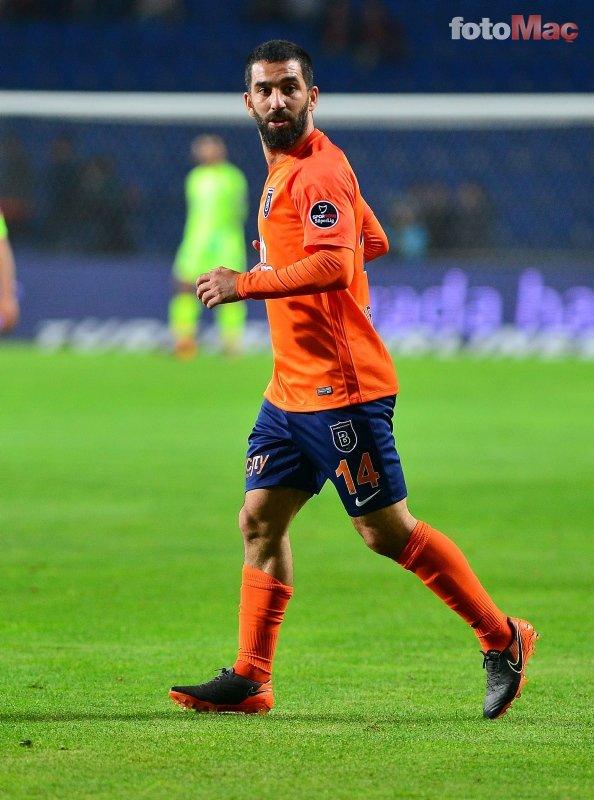 Arda Turan'dan Galatasaray açıklaması!