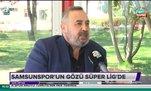Samsunspor'un gözü Süper Lig'de