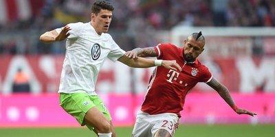 Bundesliga'nın yeni lideri Bayern Münih