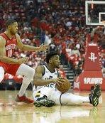 Rockets seriyi kazandı Clippers pes etmedi
