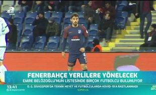 Fenerbahçe yerlilere yönelecek