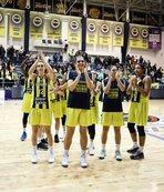 Fenerbahçe Samsun Canik Belediyespor'a büyük fark attı