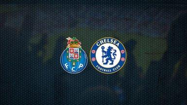 Porto-Chelsea maçı ne zaman, saat kaçta ve hangi kanalda canlı yayınlanacak?   UEFA Şampiyonlar Ligi