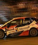 WRC 2'yi kazanan pilota gulet tatili