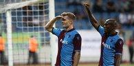 Trabzonspor'da Sörloth yine attı
