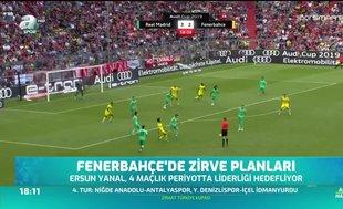 Fenerbahçe'de zirve planları