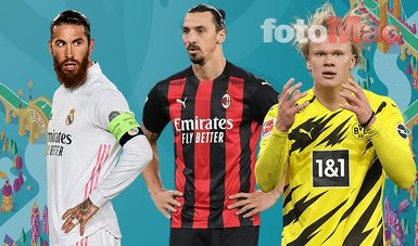 Sezona damga vuran isimler EURO 2020'de yok!