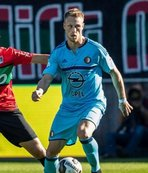 Feyenoord deplasmanda 3 puan aldı