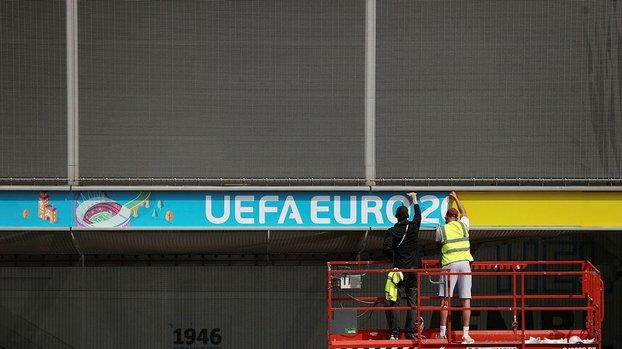 Son dakika spor haberi: UEFA'dan Wembley için aşı açıklaması! EURO 2020'de...