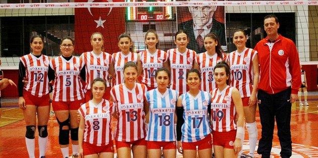 Antalyaspor'un Filede ilk rakibi Söke Voleybol