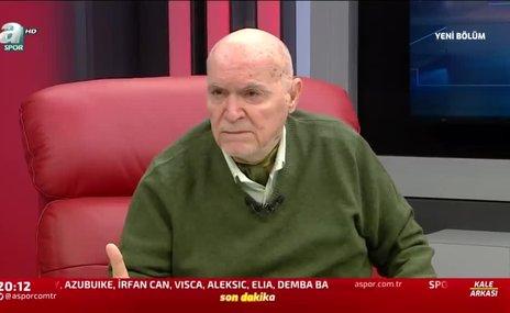 """""""Türkiye'de futbol federasyonu yok"""""""