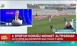 """""""En büyük hedefimiz şampiyon olarak Süper Lig'e çıkmak"""""""