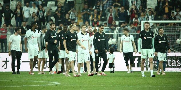Beşiktaş'ta gelecek ve gidecekler belli oldu