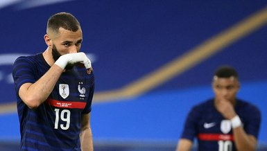 Benzema misses penalty on France return in win over 10-man Wales