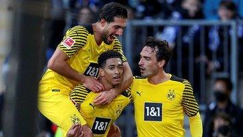 Borussia Dortmund deplasmanda 3'ledi!