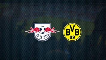 RB Leipzig - Dortmund maçı saat kaçta ve hangi kanalda?