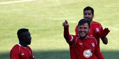 Giresunspor, Muhammet Reis'i transfer etti