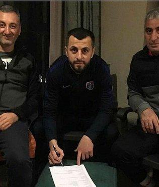 Elaziz Belediyespor Burak Keskin'i kadrosuna kattı