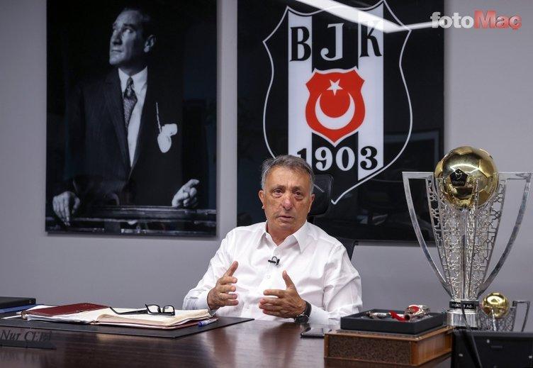 Son dakika BJK transfer haberleri   Beşiktaş Başkanı Ahmet Nur Çebi'den eski Galatasaraylı Gedson Fernandes itirafı!