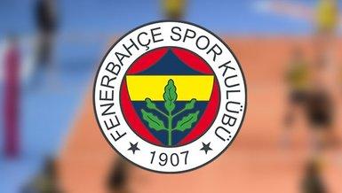 Son dakika spor haberleri: Fenerbahçe Kadın Voleybol Takımı'nda corona virüsü şoku! 3 sporcu pozitif
