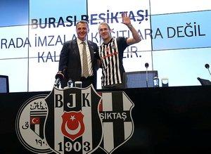 Beşiktaşın transfer hedefleri!