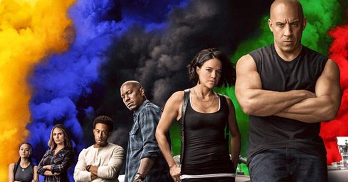 Fenomen film serisi Hızlı ve Öfkeli 9 ne zaman yayınlanacak? Hızlı ve  Öfkeli 9 vizyon tarihi ertelendi mi? - Fotomaç