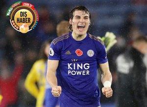 """Leicester City'den Çağlar paylaşımı! """"Kim yaptı bunu"""""""