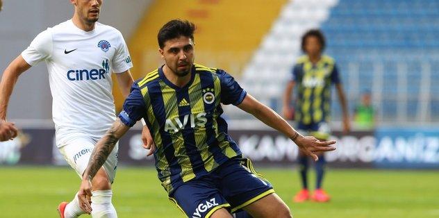 Fenerbahçe'de Beşiktaş derbisi alarmı! Ozan Tufan...