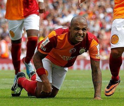 Galatasaraydan Felipe Melo hamlesi!