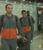 Anderlecht, İstanbul'a geldi