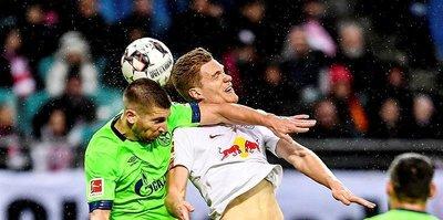 Schalke 04, Leipzig deplasmanından 1 puanla döndü