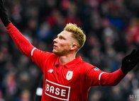 Bir golcü de Belçika'dan