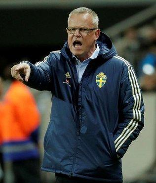 İsveç Teknik Direktörü Janne Andersson ücretsiz izne çıkarıldı!
