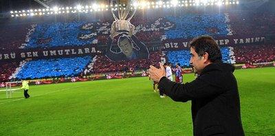 Trabzonspor'da hedef şampiyonluk