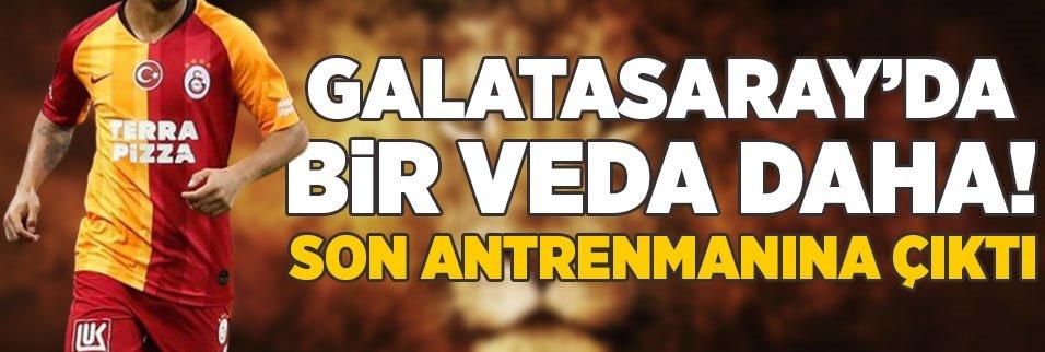 """son dakika mariano galatasaray ile son antremanina cikti iste o anlar 1595414967011 - Mariano'dan ayrılık sonrası ilk açıklamalar! """"Galatasaray..."""""""