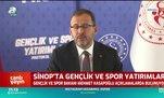 Sinop'ta Gençlik ve Spor Yatırımları