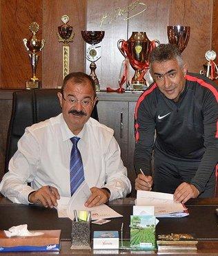 Gazişehir Gaziantep, Mehmet Altıparmak ile sözleşme imzaladı