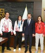 Karesispor'un Kick Bokscusu Çakırca dünya üçüncüsü oldu