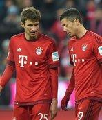 Bayern'li yıldız gemileri yaktı! Ocakta gidiyor