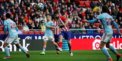 Emre Mor'lu Celta Vigo deplasmanda kayıp