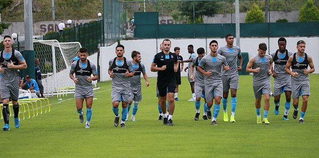 Trabzonspor'da büyük coşku