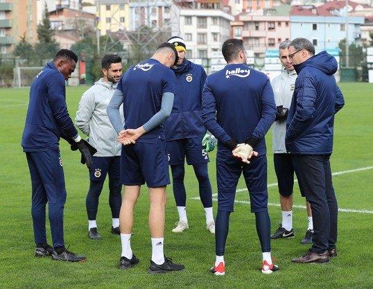 Fenerbahçe'nin yeni kaleci antrenörü Alper Boğuşlu