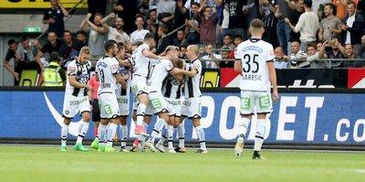 Gol düellosunun galibi Sturm Graz