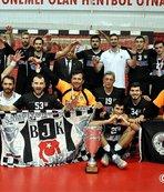 Beşiktaş Mogaz'dan sahasında 100. galibiyet