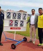 Fenerbahçeli Ramil ve Alperen dünyanın zirvesine çıktı